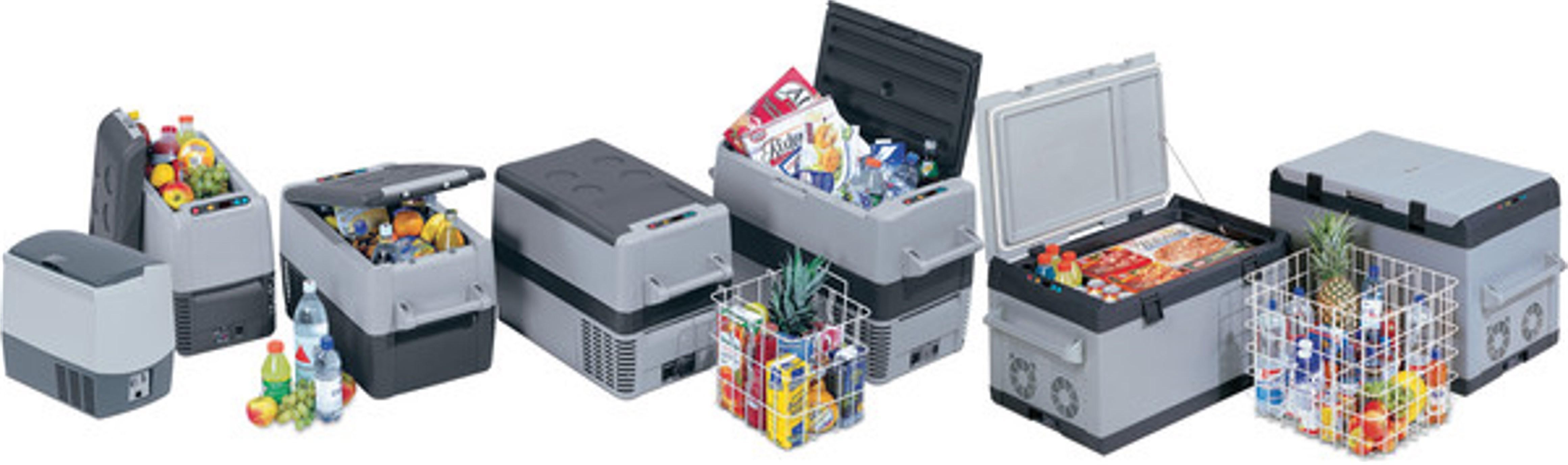 Dometic CF-050AC110 Portable Freezer/Refrigerator Most Popular, Gray