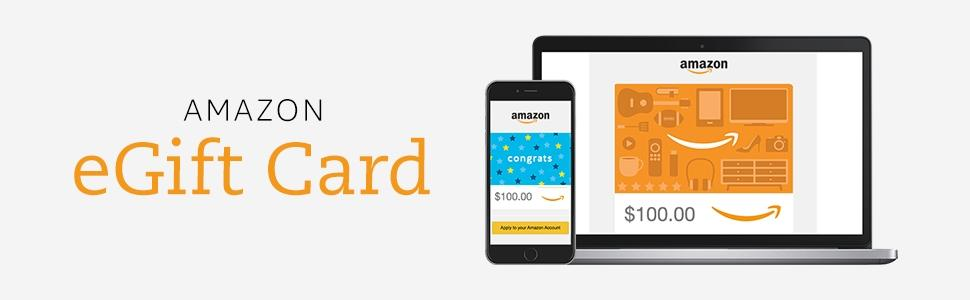 Amazon.com: Amazon.com eGift Card: Gift Cards