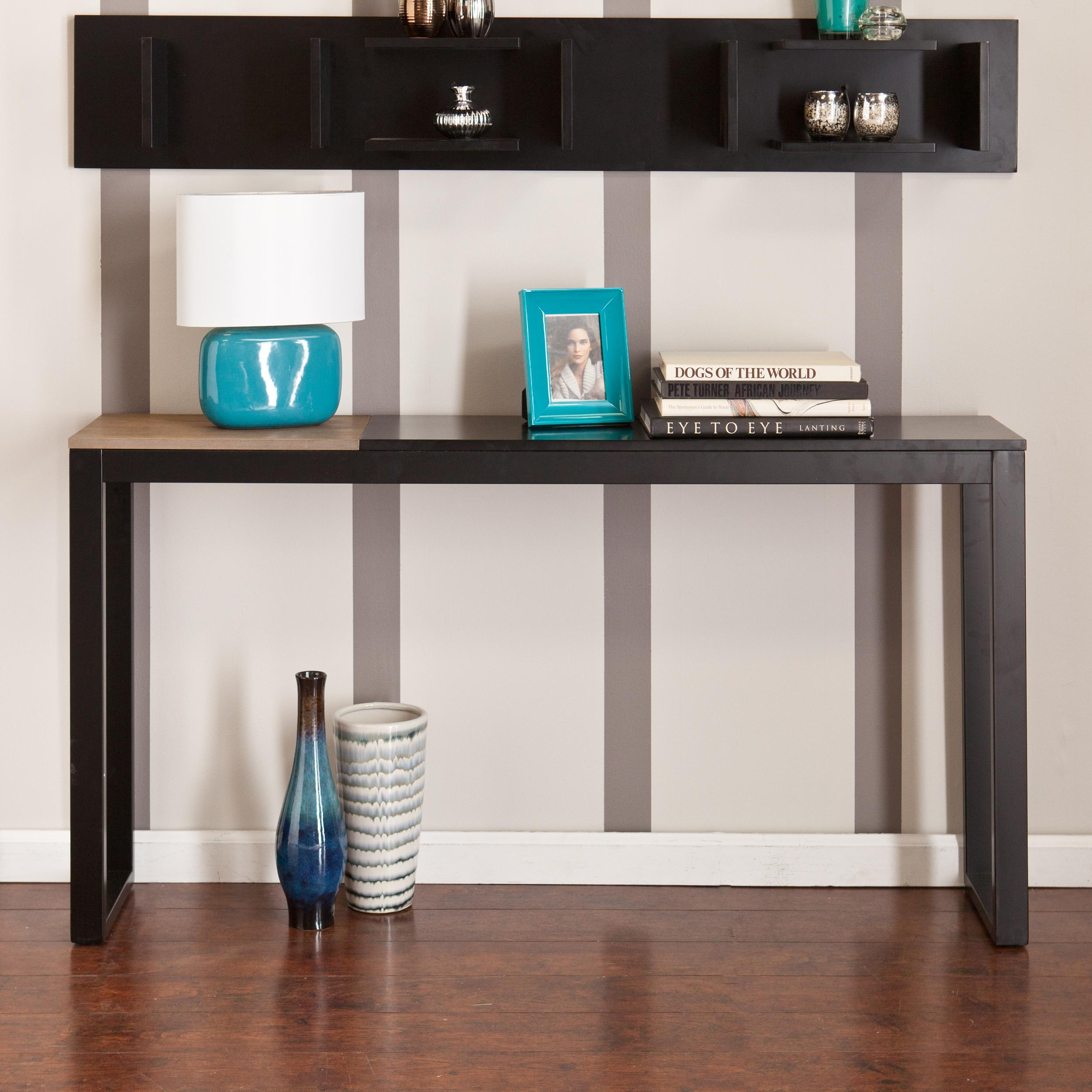 5 Console Table ~ Amazon holly martin lydock console table black