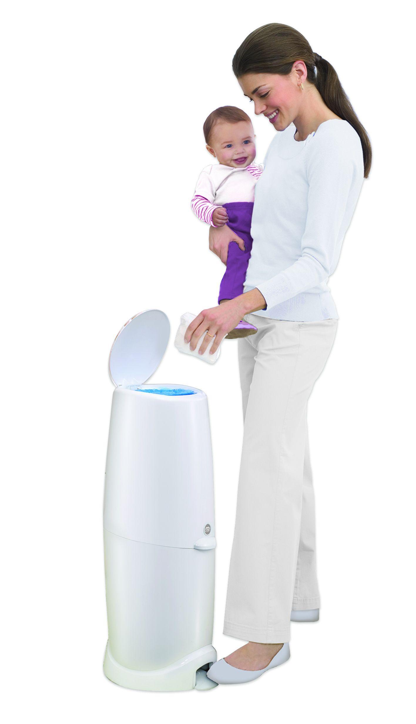 Amazon.com: Playtex Genie Elite Pail System Diaper with
