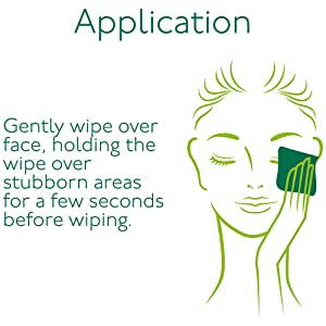 Simple Cleansing Facial Wipes travel whenever and wherever you need them