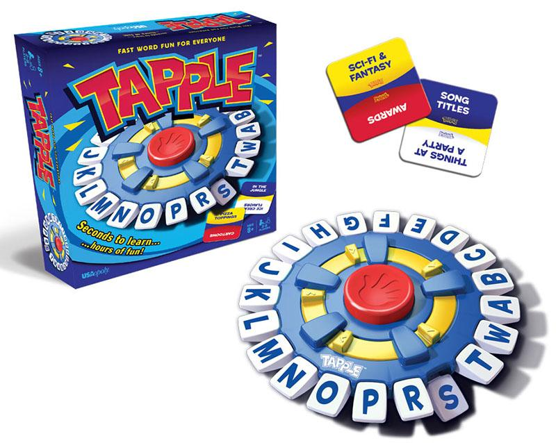 Toys For Everyone : Amazon tapple fast word fun for everyone game