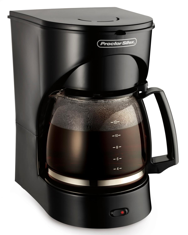 amazon com proctor silex 12 cup coffee maker black 43502 rh amazon com proctor silex coffee maker instruction manual proctor silex coffee maker 48524 manual