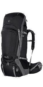 392a9b1e629 Jack Wolfskin Highland Trail XT 50 Technical Pack · JACK WOLFSKIN  Mountaineer 48 Backpack · Jack Wolfskin Men's Denali 75 Excursion Backpack,  Black, ...