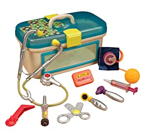 Dr. Doctor Kids play set