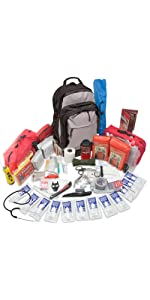 Survival emergency preparedness readiness kit disaster