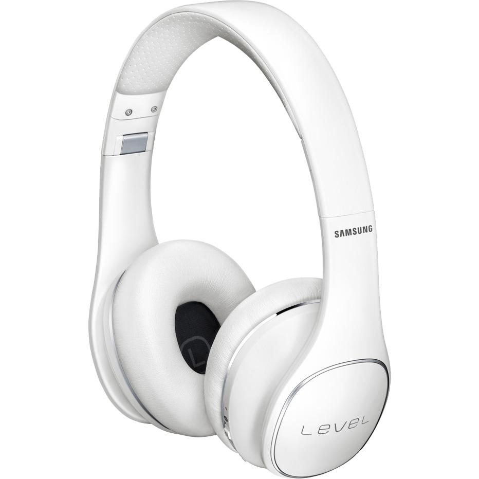 samsung on headphones samsung level on wireless noise canceling headphones white retail packaging home