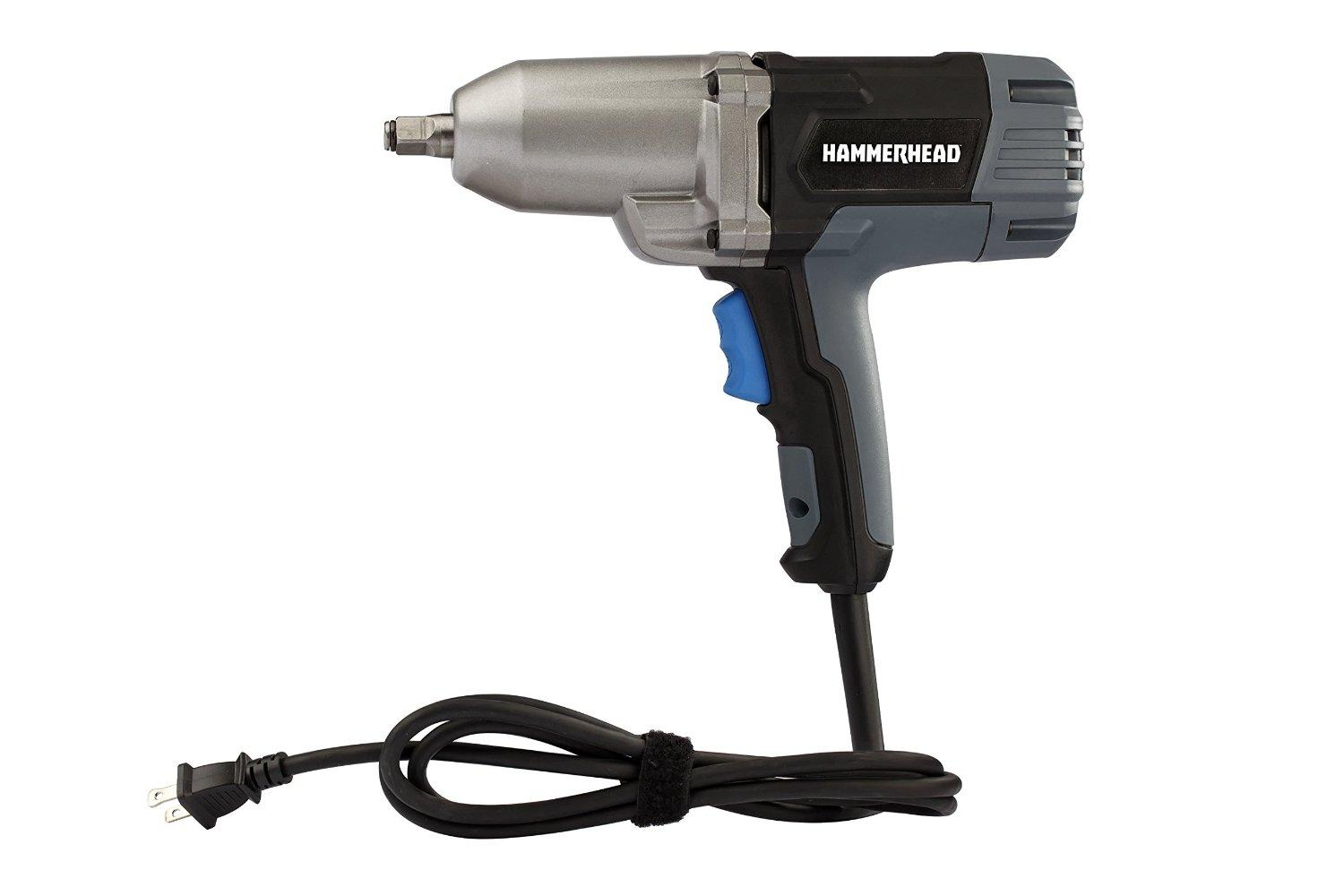 electric impact wrench 1 2 inch corded gun mechanics torque kit hand power tool ebay. Black Bedroom Furniture Sets. Home Design Ideas