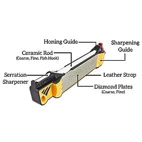 guided field sharpener work sharp