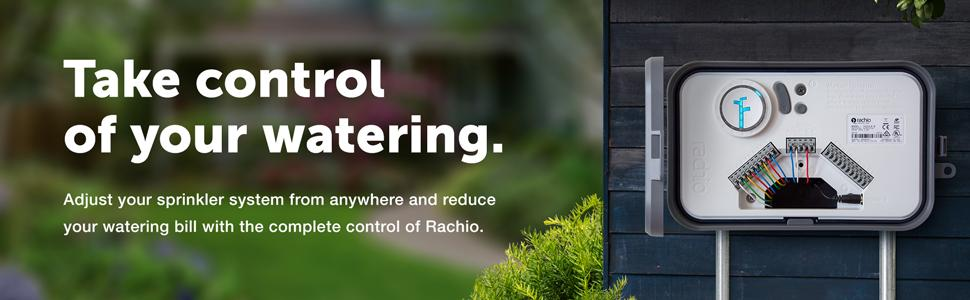Take control of your watering.