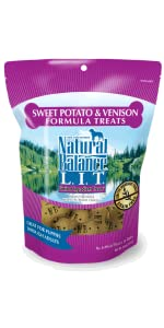 limited ingredient dog treats