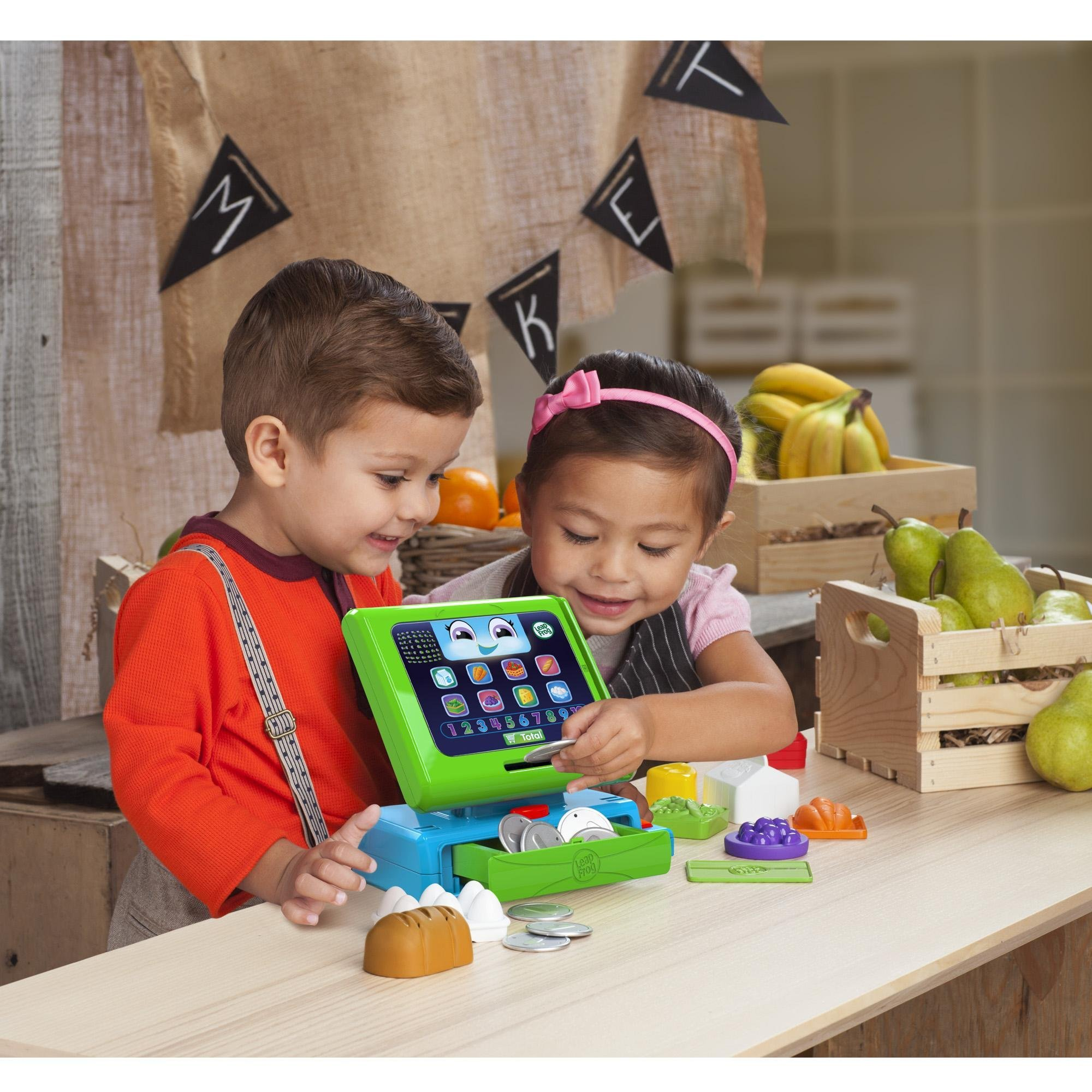 Amazon.com: LeapFrog Count Along Cash Register: Toys & Games