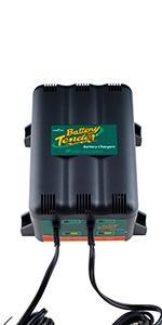 Battery Tender 2 Bank Battery Management System