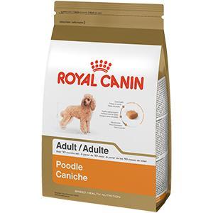 Royal canin poodle 30 dog food