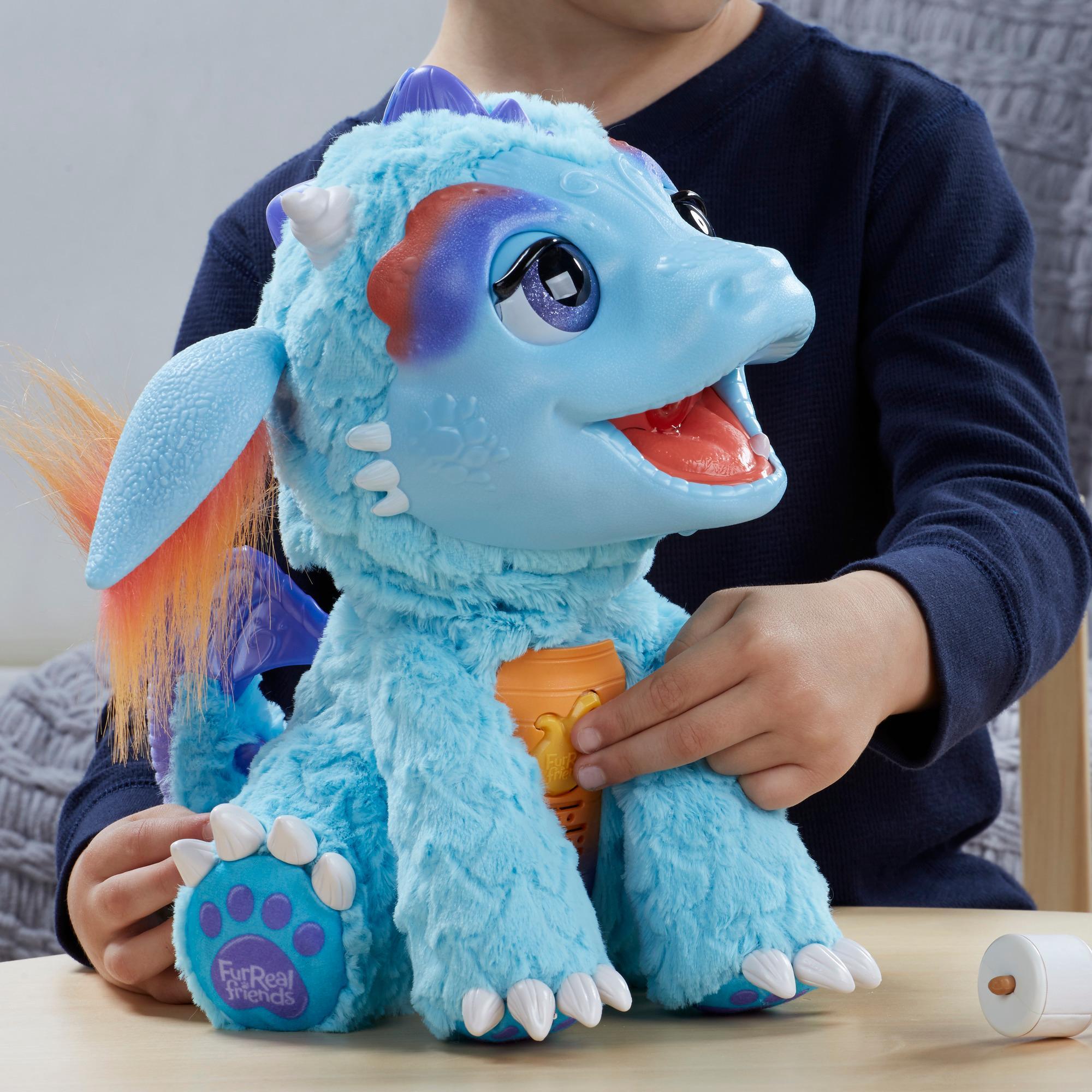 Amazon.com: FurReal Friends Torch, My Blazin' Dragon: Toys & Games
