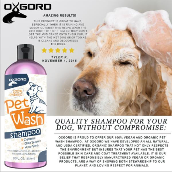 Amazon paws pals natural oatmeal dog shampoo and conditioner view larger solutioingenieria Gallery