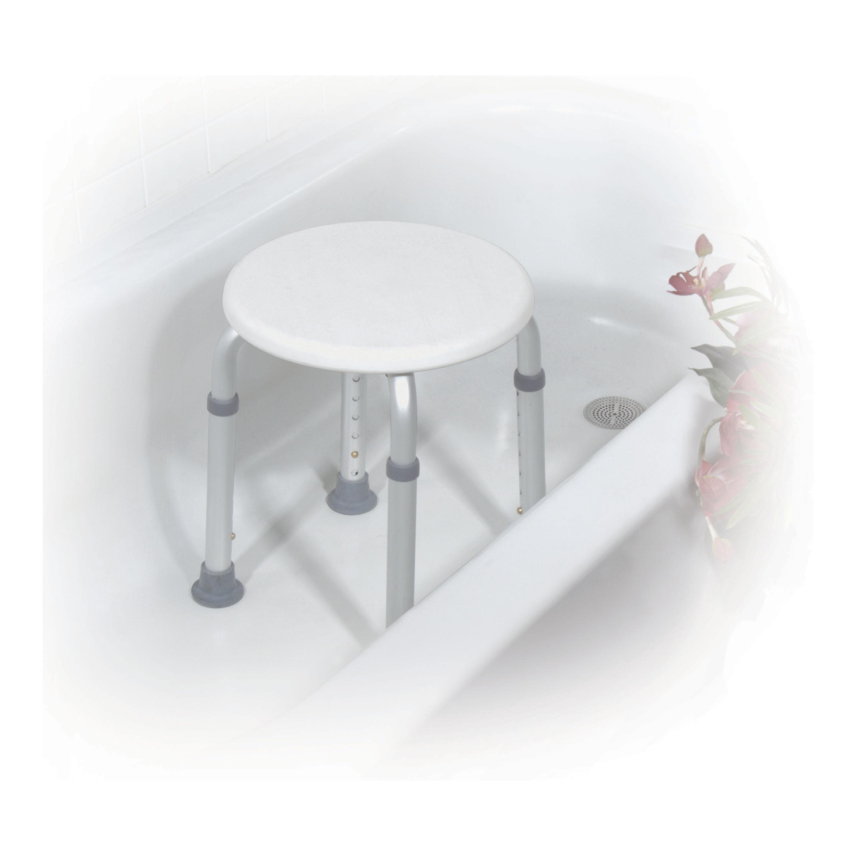 Etonnant The Adjustable Height Bath Stool Provides A Safe, Secure And Comforting  Bathing Experience.