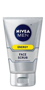 face wash, energy, NIVEA MEN