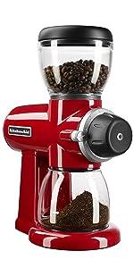 KitchenAid Burr Grinder, KitchenAid Blade Coffee Grinder