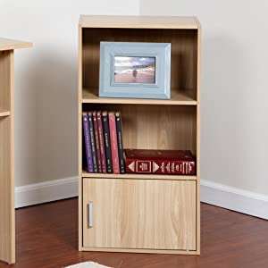 Comfort Products 50 6522 Small Modern Bookshelf