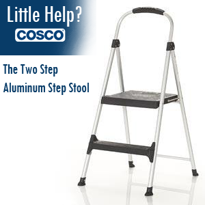 Two Step  sc 1 st  Amazon.com & Amazon.com: Cosco Signature 2-Step Stool: Home Improvement islam-shia.org