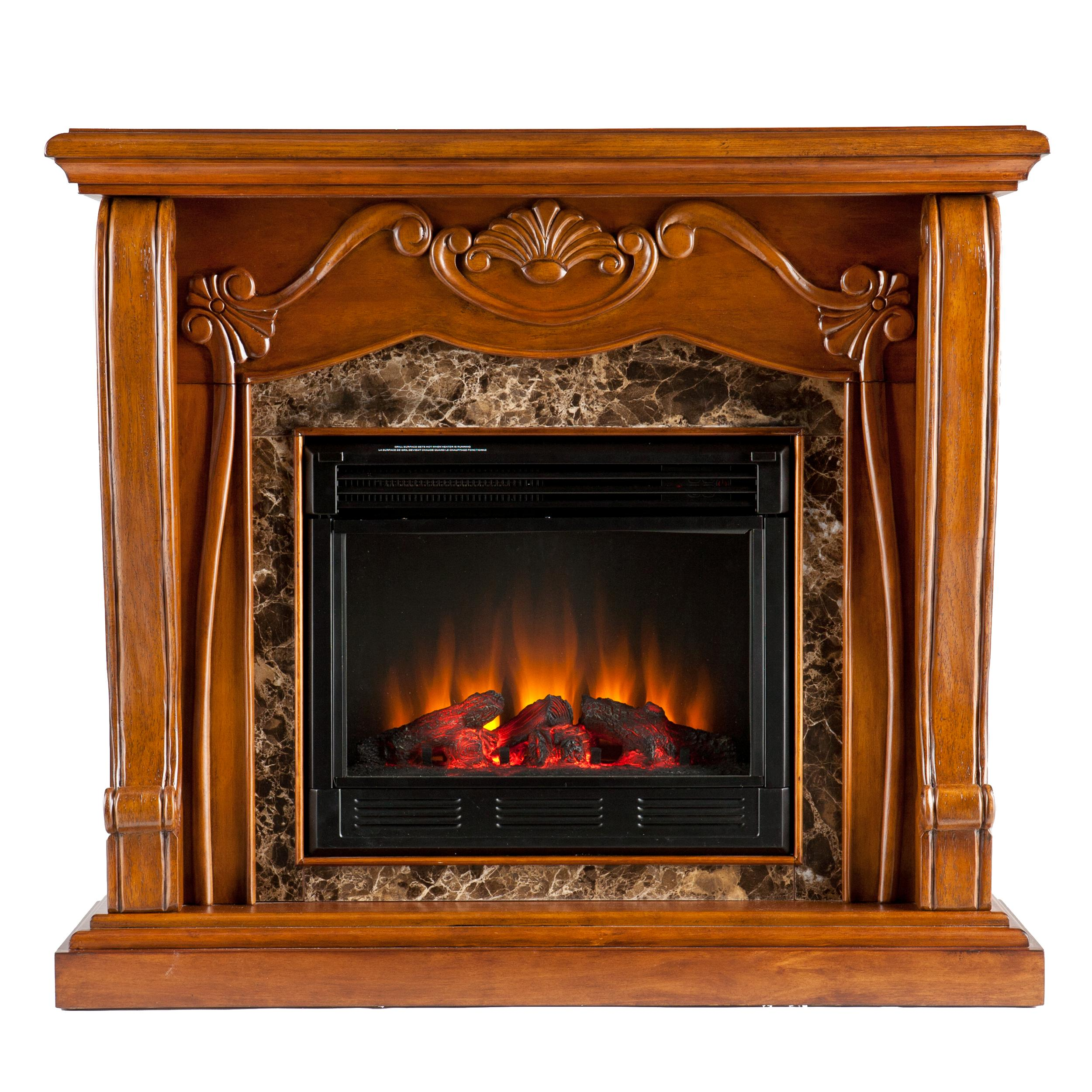 amazon com cardona electric fireplace walnut home dimplex fieldstone electric fireplace sale dimplex fieldstone electric fireplace sale