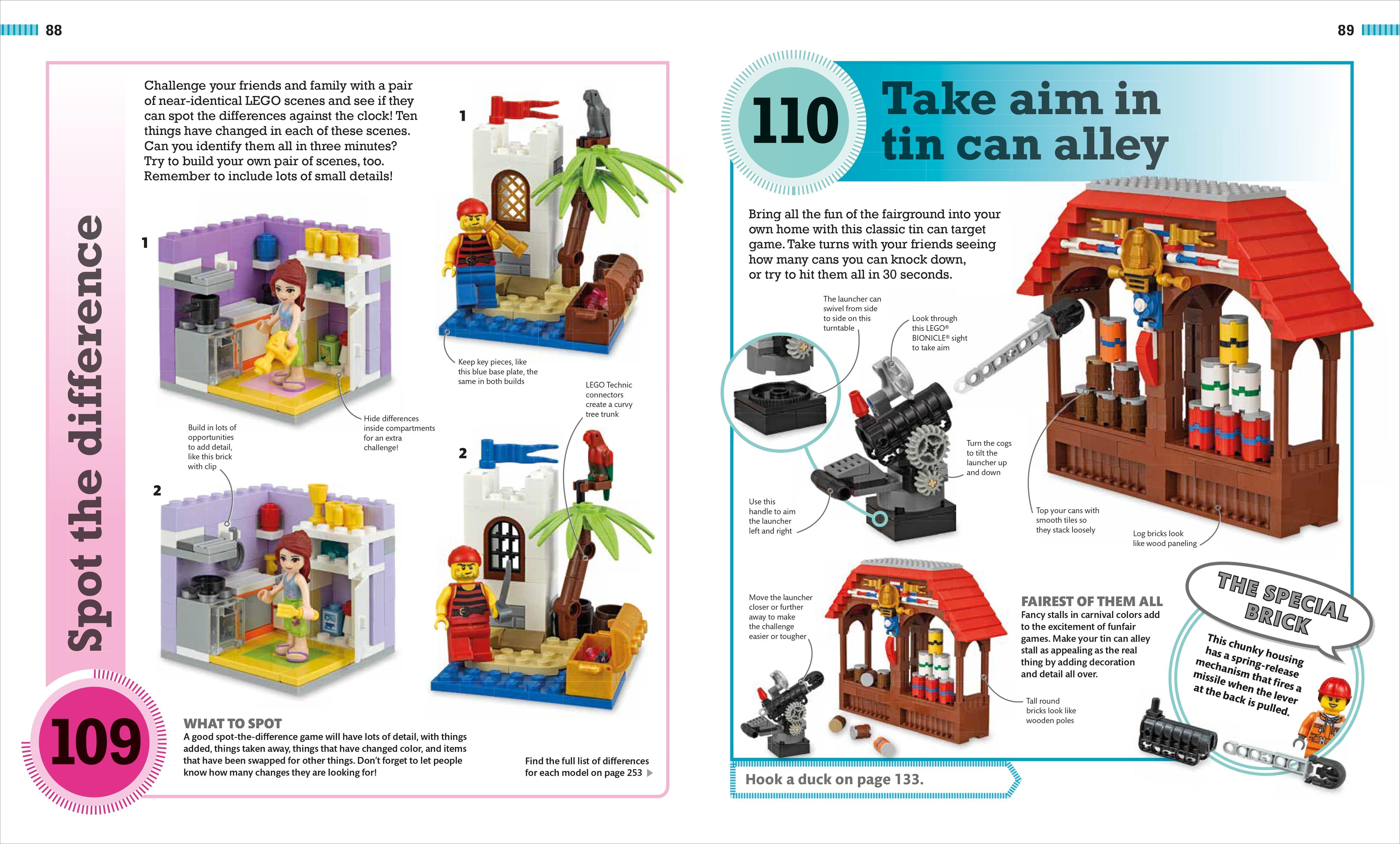 365 Things to Do with LEGO Bricks: Simon Hugo, Alice Finch ...