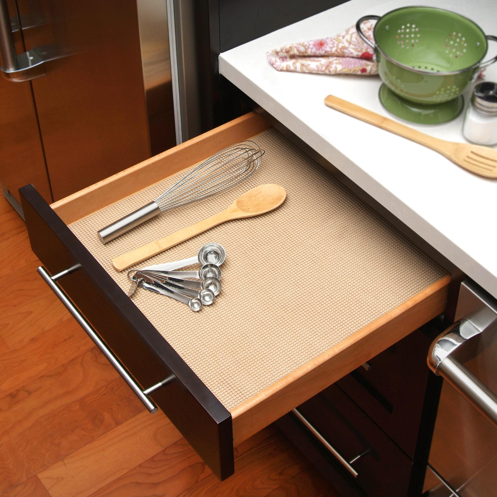 Liners For Kitchen Drawers