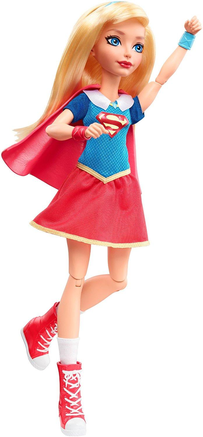 Girl Toys Doll : Amazon dc super hero girls supergirl quot action doll