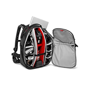 Amazon.com: Manfrotto MB PL-3N1-35 Backpack (Black): MANFROTTO ...