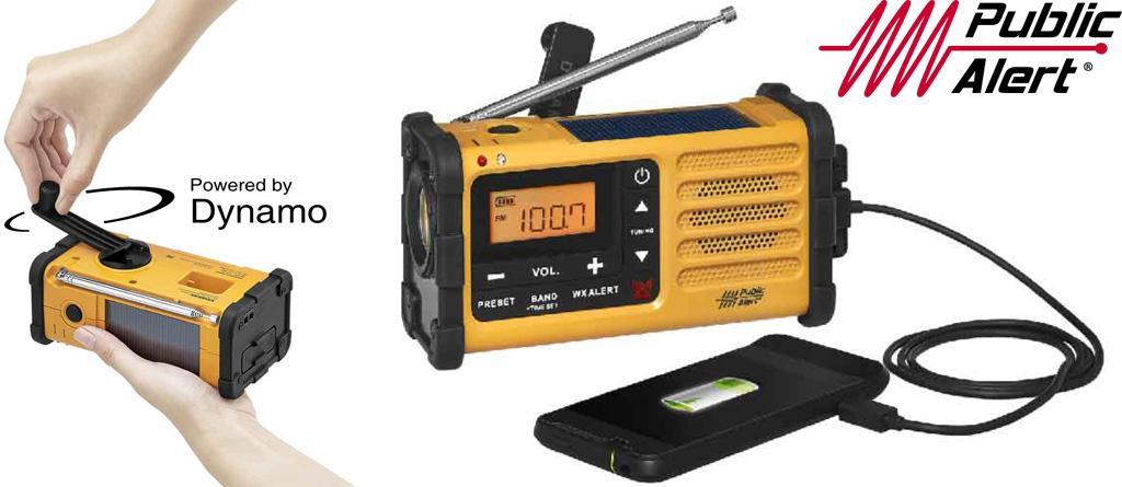 Amazon Com Sangean Mmr 88 Am Fm Weather Alert Emergency