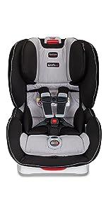 britax, clicktight, boulevard, convertible, car seat