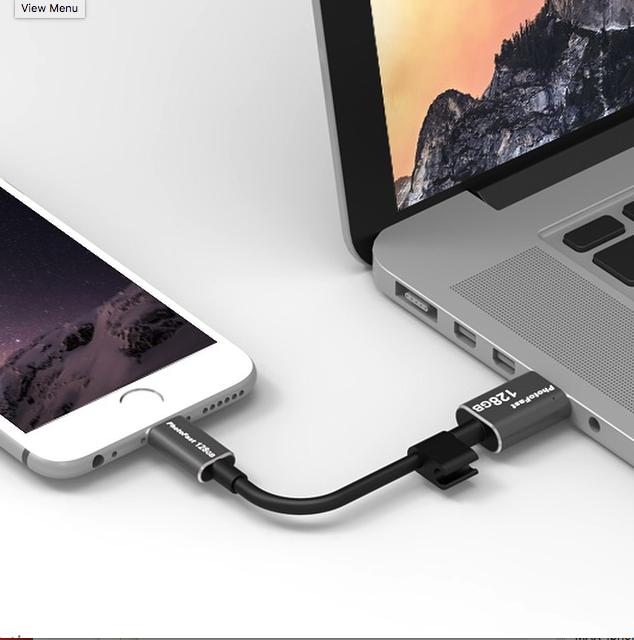 Amazon Com Iphone 32gb Lightning Usb Flash Drive Usb 3 0