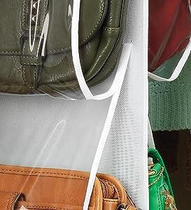 handbag storage,purse organizer for closet,purse closet organizer,bag organizer,purse rack,