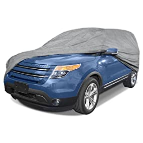 SUV cover, suv covers, waterproof suv covers, outdoor suv covers, vehicle covers, car covers