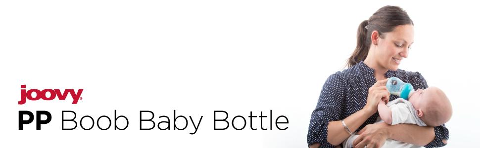 Amazon Com Joovy Boob Pp Baby Bottle With Insulator
