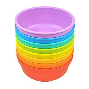 bowls, snack, cereal, durable, safe, best, affordable, spoon, toddler, first meals