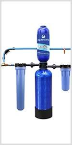 Aquasana Aq 4100 Deluxe Shower Water Filter System With