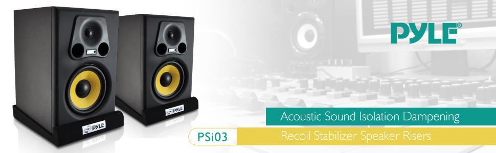 psi03 pyle sound isolation pads