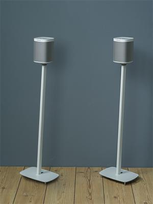 Flexson Floorstand For Play 1 Sonos Speakers White