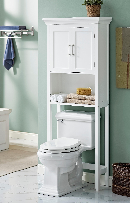 simpli home avington space saver cabinet white kitchen dining. Black Bedroom Furniture Sets. Home Design Ideas