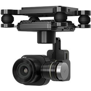 4K Camera, Removable 3-Axis Gimbal, Smooth, 4K30, 12 MP, Drone