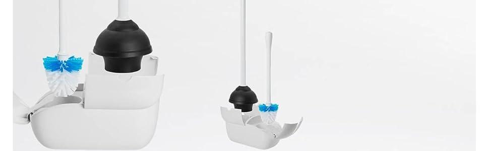 Amazon Com Oxo 02369002297 Good Grips Toilet Brush And