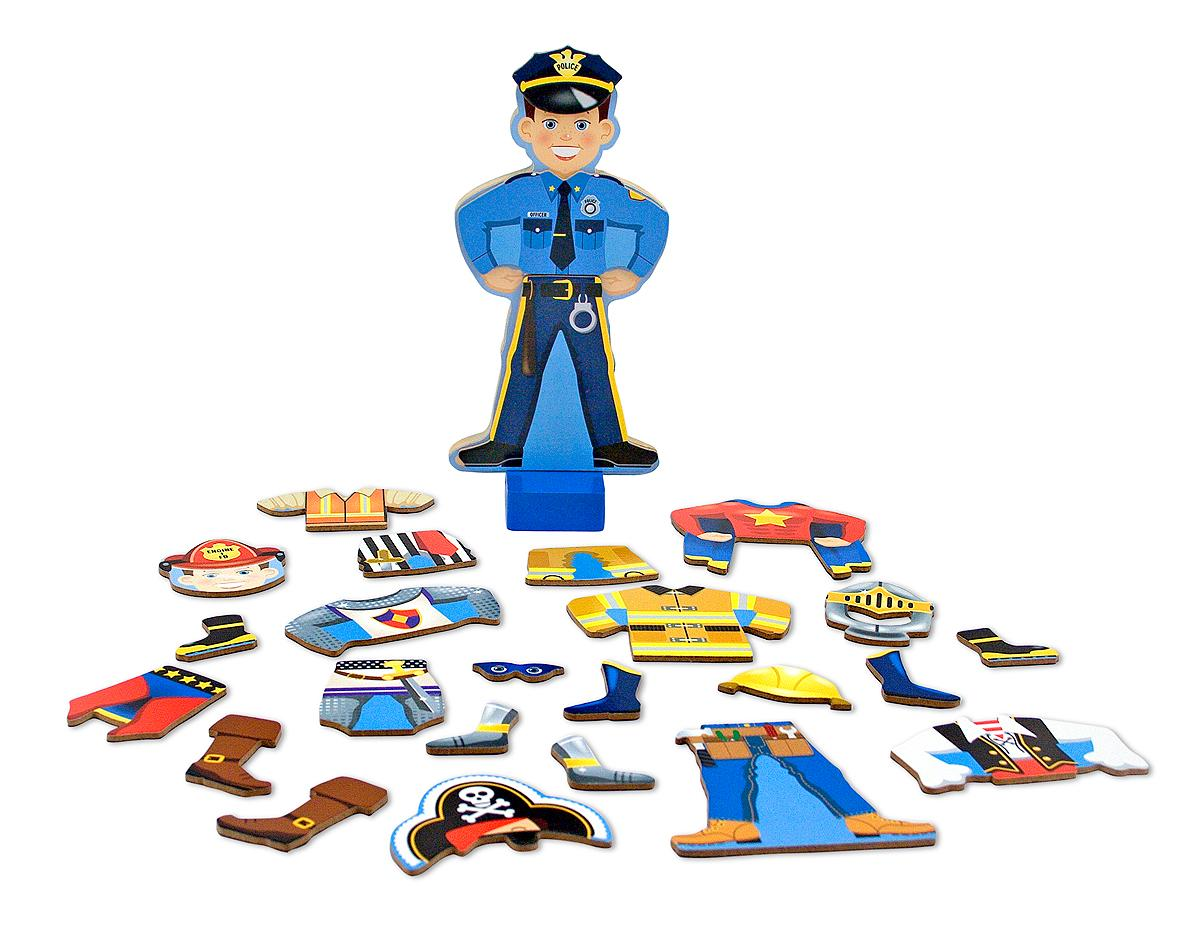Melissa Doug Toys : Amazon melissa doug joey magnetic dress up set