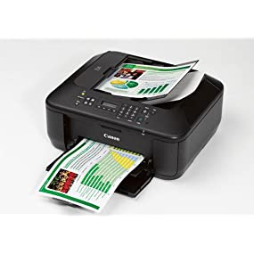 Canon MX472 Wireless All In One Inkjet Printer