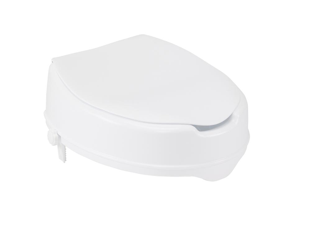 Amazon Com Drive Medical Raised Toilet Seat With Lock And