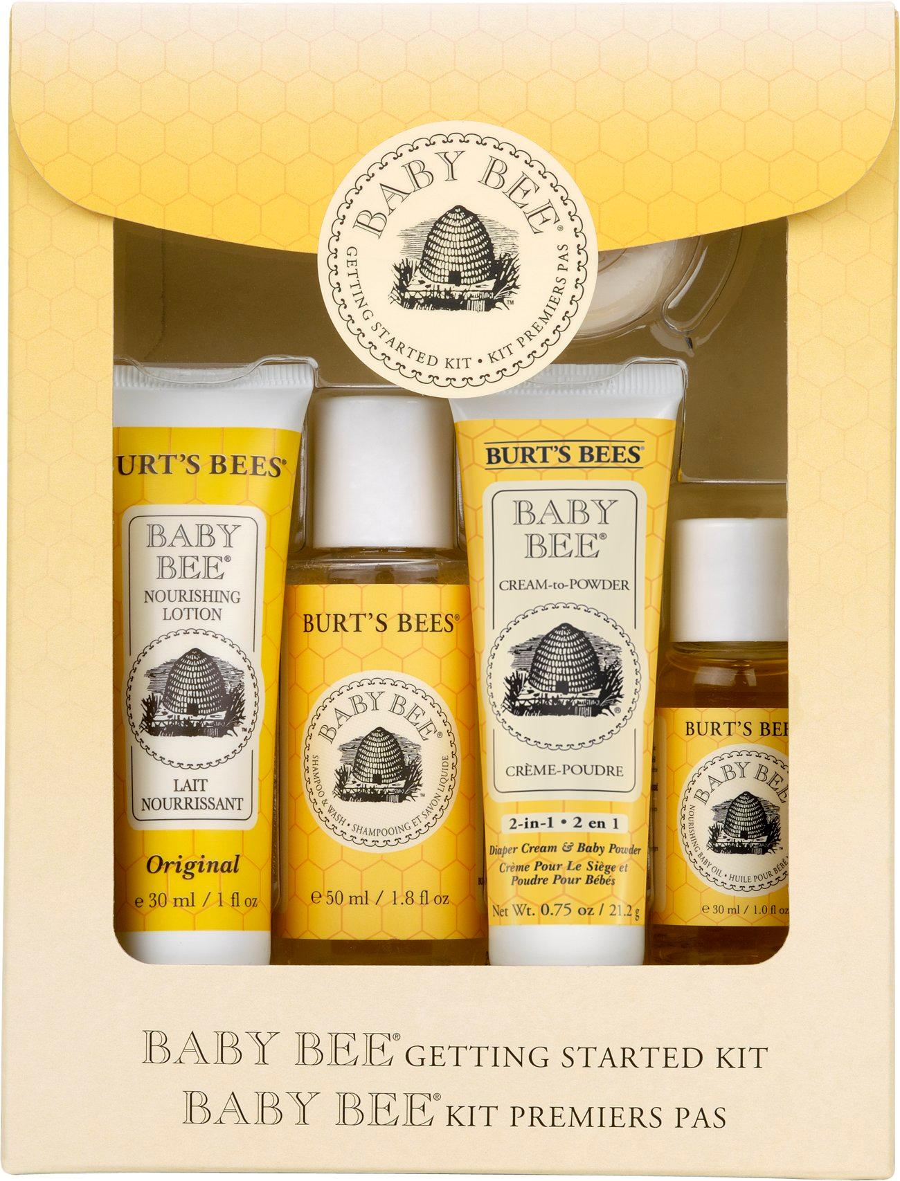Amazon Com Burt S Bees Hand Repair Gift Set 3 Hand