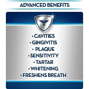 crest toothpaste, crest pro health, bad breath remedies, gum disease treatment, teeth whitening