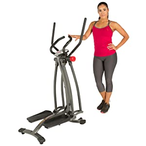 Fitness Reality Dual Action / Multi-Direction Air Walker X1 with Heart Pulse
