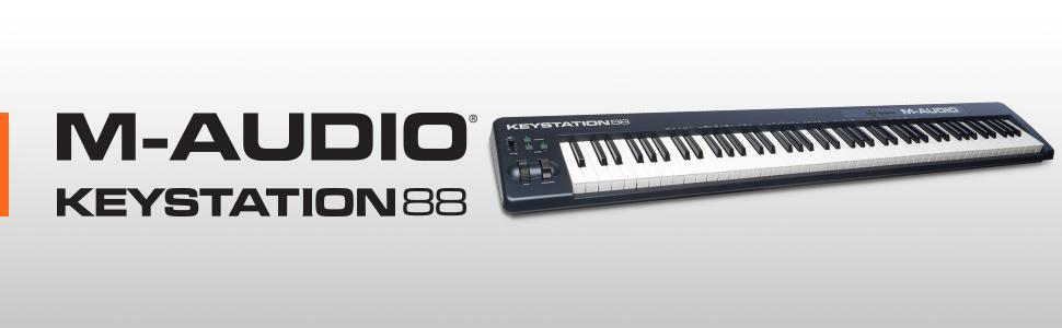 m audio keystation 88 mkii manual